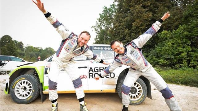 From warm-up to step up: Žala set for ERC debut