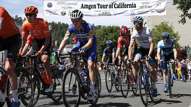 Cavagna takes Stage 3 in California after breakaway