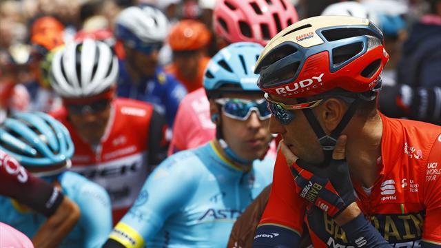 Giro all'italiana: tappa a Masnada, maglia rosa a Conti