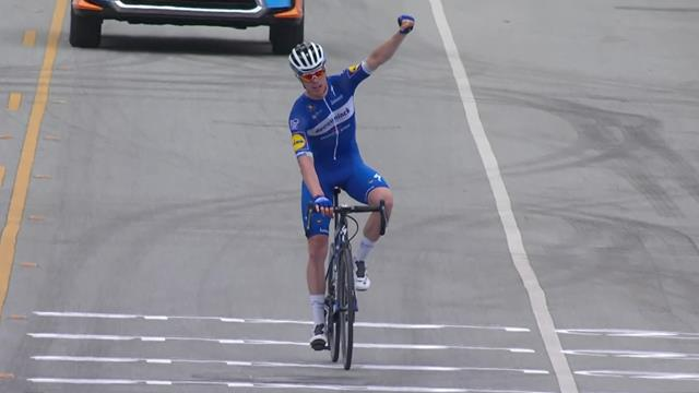 Cavagna cruises to Stage 3 win in California