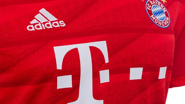 Le Bayern présente son nouveau maillot domicile pour la saison prochaine