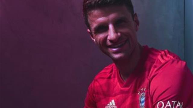 «Бавария» показала форму на новый сезон с орнаментом «Альянц Арены»