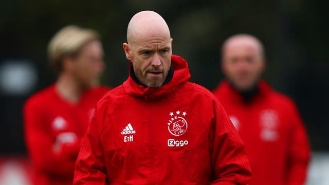 Les 12 travaux d'Erik ten Hag à l'Ajax