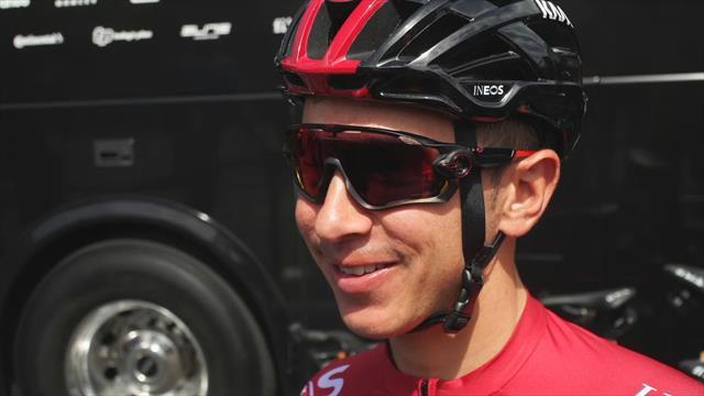 "Giro de Italia 2019, Sebastián Henao: ""El ciclismo colombiano pasa por un buen momento"""
