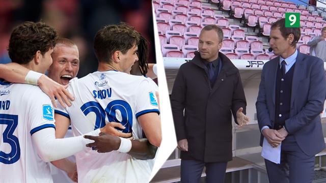 Povlsen om FCKs mesterskabssæson: Der er kommet en anden spilleglæde
