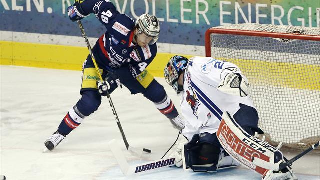Eishockey: Iserlohn Roosters verpflichten Torhüter Anthony Peters