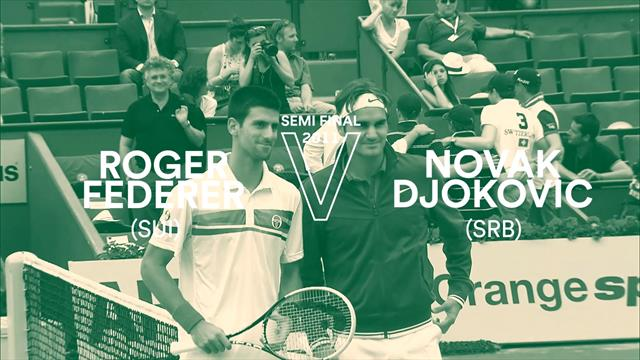 Classic Matches: Federer and Djokovic's stunning match in 2011