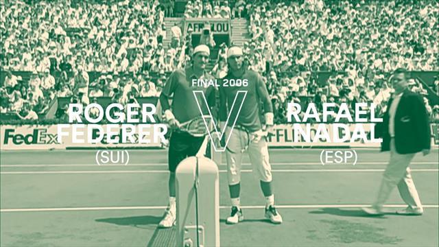 Roland-Garros: La primera final Federer-Nadal en París