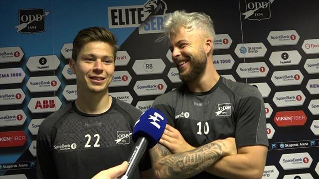 Svendsen og Børven har funnet tonen: – En gave at jeg traff han
