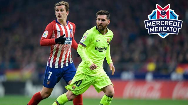 """Qu'espérer du Griezmann-Messi ? """"Ils risquent de se marcher sur les pieds"""""""