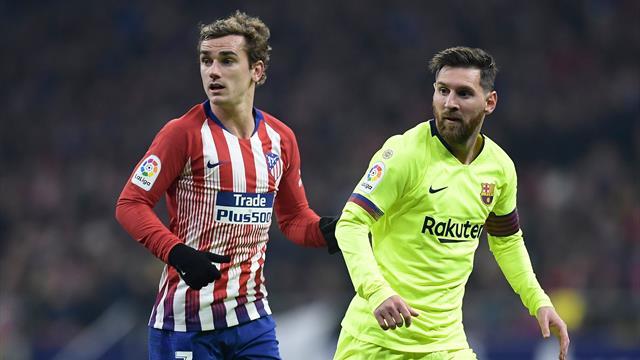 """Messi : """"Griezmann au Barça ? Je n'ai pas d'opinion"""""""