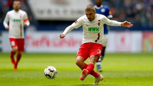 Hoffenheim verpflichtet Augsburgs Stafylidis