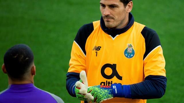 El Oporto asume la retirada de Casillas y está buscando portero
