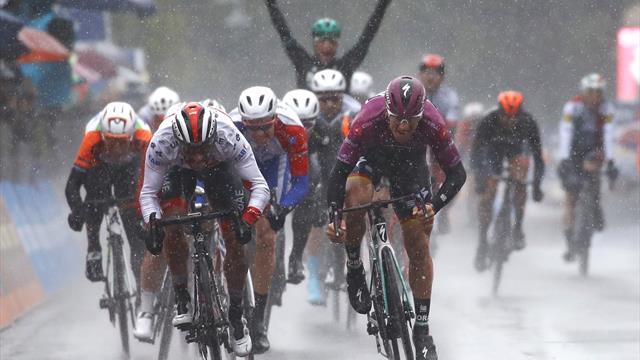 Ackermann pakt zijn tweede zege in de Giro