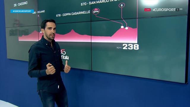 La predicción de Alberto Contador (6ª etapa): Un final con espacio para las sorpresas