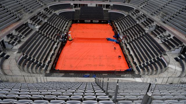 Fognini, Federer, Nadal, Djokovic e Cecchinato: tutti i match rimandati a giovedì per la pioggia