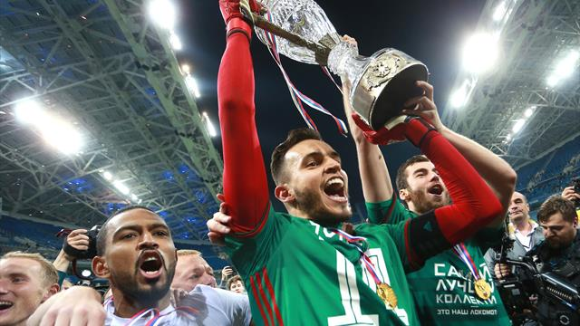 «Локомотив» и «Урал» во второй раз за 3 года разыграют титул