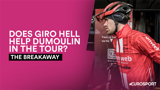 The Breakaway - Does Tom Dumoulin's Giro hell actually help him for the Tour?