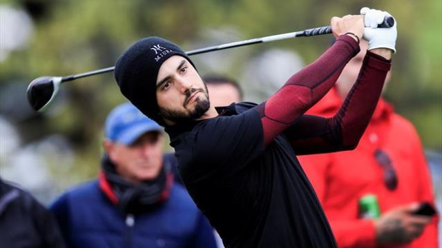 Ancer, Grillo, Vegas y Niemann dan sabor latino al Campeonato de la PGA
