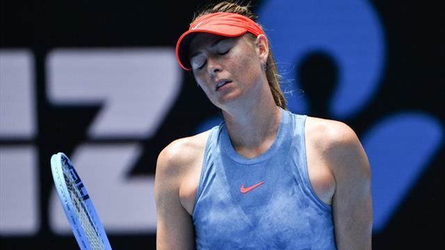 Nächster Rückschlag: Scharapowa muss French Open absagen