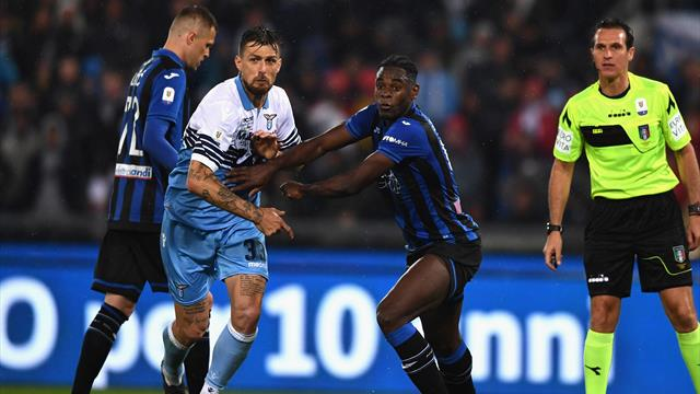 ⚽🏆 La Lazio vence al Atalanta y se proclama campeón de la Coppa de Italia (0-2)