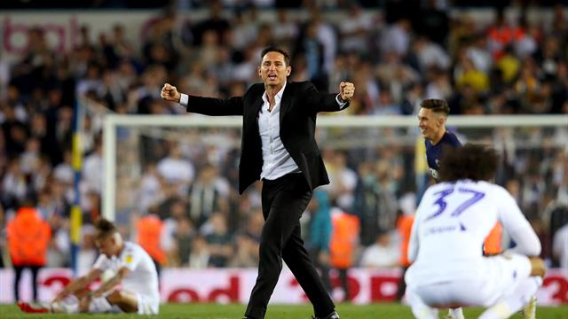 Le Derby County de Lampard met fin aux rêves du Leeds de Bielsa