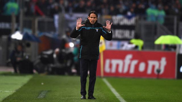 """Inzaghi: """"Soddisfazione meritata""""; Lotito: """"Il rigore per l'Atalanta? Dietrologie..."""""""