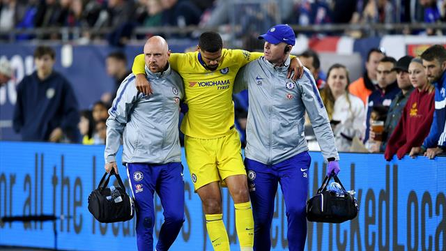 Loftus-Cheek 'more confused than sad' over Achilles injury
