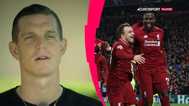Daniel Agger om returkampen mod Barcelona: Den største kamp på Anfield jeg kan huske