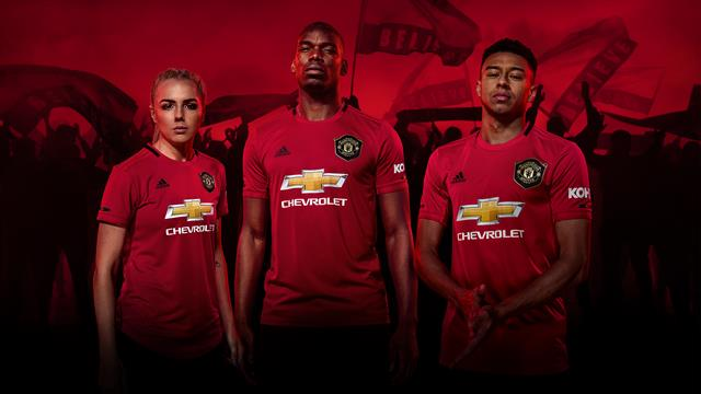 Manchester United to wear historic Treble triumph on sleeve with new kit