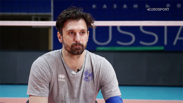Inside the Team: Russia stars at the Kazan Volleyball Centre