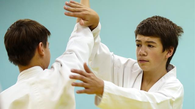 El emocionante vídeo de un niño judoca que está arrasando en la red