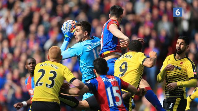 Crystal Palace avancerer videre til FA Cup-finalen