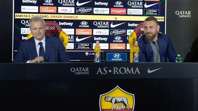 Addio De Rossi, spunta un audio: la Roma gli ha proposto in extremis un contratto a gettone