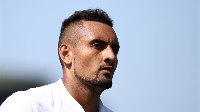 Kyrgios takes aim at 'cringeworthy' Djokovic and 'super salty' Nadal