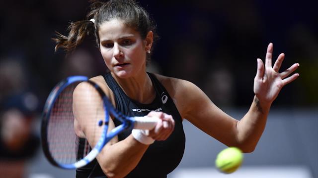 Absage in Nürnberg: Verletzte Görges bangt um die French Open