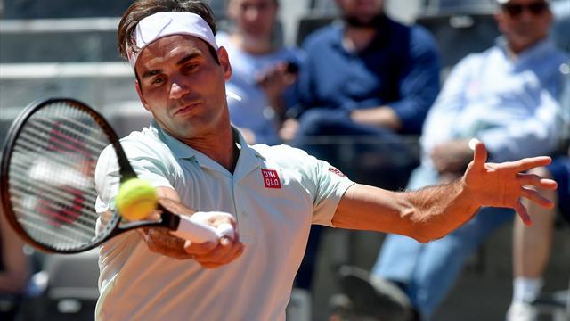 Federer passe la première sans se fatiguer