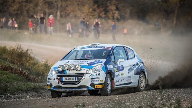 Top talents enter Rally Liepaja for ERC speedfest