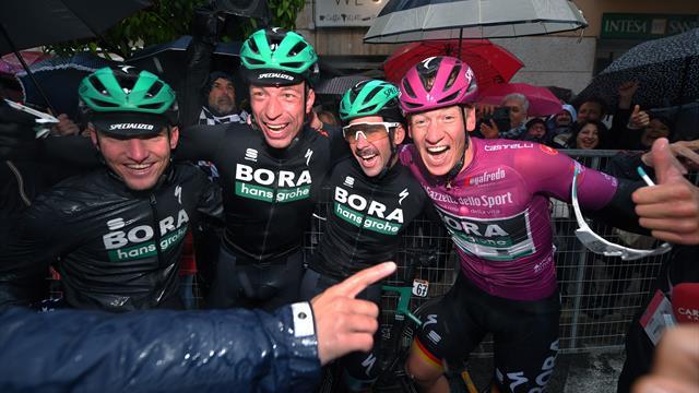 Ackermann rockt den Giro: Bora keine reine Sagan-Show mehr