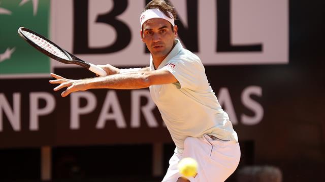 Федерер закрыл Соузу так легко, будто грунт – фирменное покрытие для Маэстро