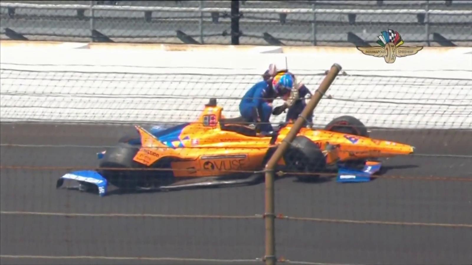 Circuito Fernando Alonso Accidente : Fallece un piloto de años tras un accidente en el circuito