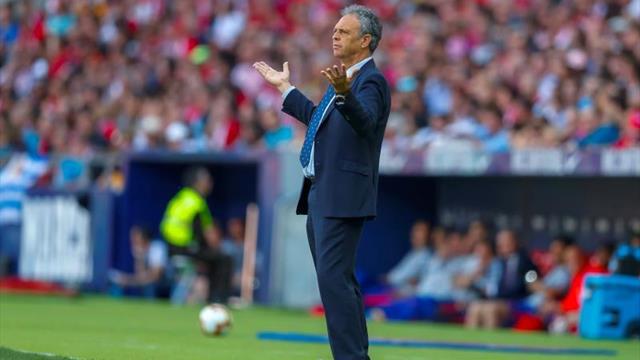 Caparrós no recupera jugadores y afronta visita del Athletic con seis bajas