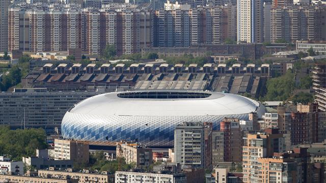 Комиссия РФС и РПЛ приняли газон стадиона «Динамо». Первый матч – 26 мая