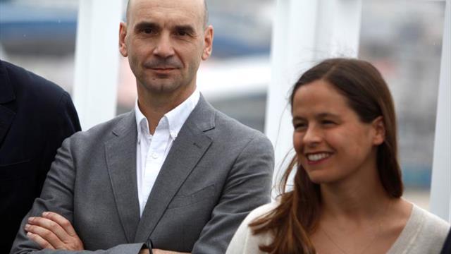 La campeona olímpica Sofía Toro, en la candidatura de Martínez Loira