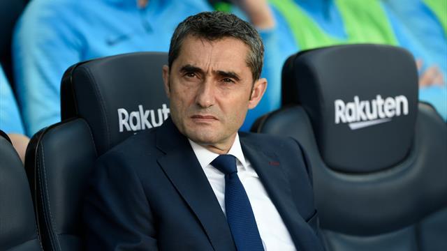 Trotz Aus im CL-Halbfinale: Valverde bleibt Barcelona-Trainer