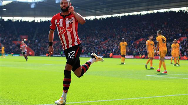 Nathan Redmond named in England's provisional Nations League finals squad
