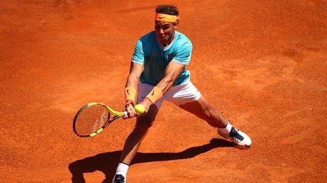6-0, 6-1 : Nadal contre Chardy, c'était une boucherie