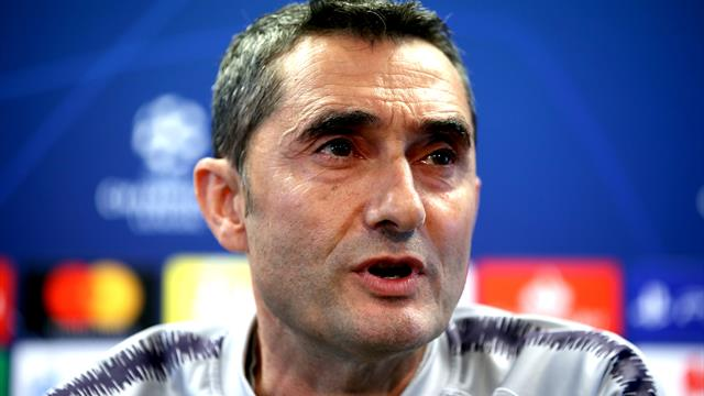 Valverde's job safe, insists Barcelona president Bartomeu