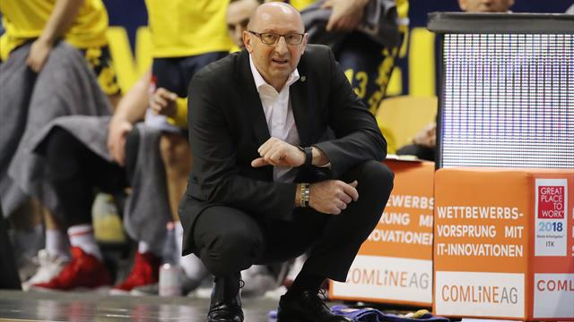 BBL: Trainer Drijencic verlängert bis 2021 in Oldenburg