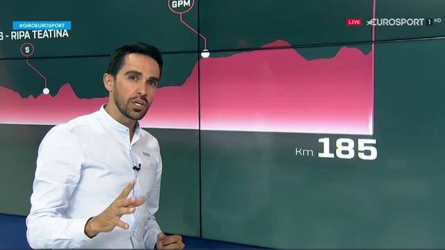 VIDEO - La predicción de Alberto Contador (7ª etapa): Día ideal para una nueva fuga